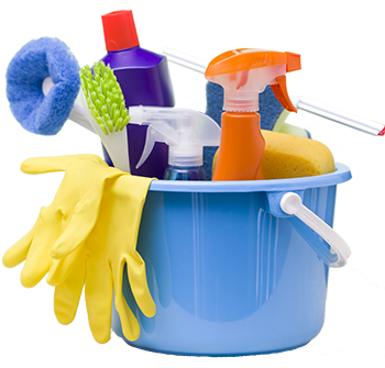 Eimer Reinigungsmittel Profil Gebäudereinigung Leer